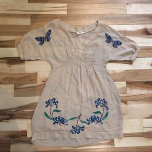 Vintage Sheer Thistlepearl Dress